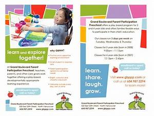 19 best preschool flyer design ideas images on pinterest With nursery brochure templates free