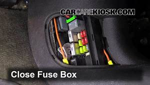 2007 Chevy Impala Fuse Box : interior fuse box location 2006 2013 chevrolet impala ~ A.2002-acura-tl-radio.info Haus und Dekorationen