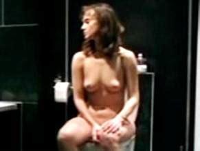 Angela Ascher  nackt