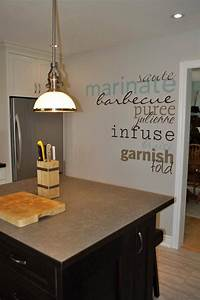 best 25 kitchen wall sayings ideas on pinterest kitchen With best brand of paint for kitchen cabinets with family quote wall art