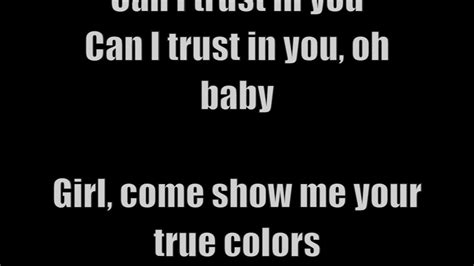 song true colors the weeknd true colors hd song lyrics