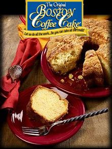 Shop online at boston coffee cake and get amazing discounts. Boston Coffee Cake - simply the best coffee cakes