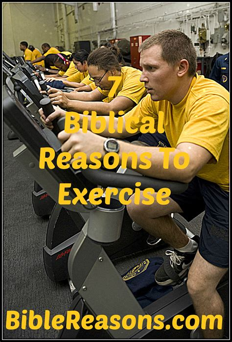 biblical reasons  exercise lord jesus saves