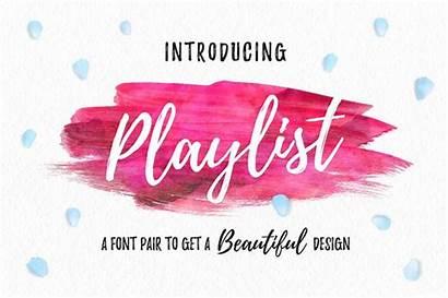 Font Script Playlist Fonts Brush Paint Dry