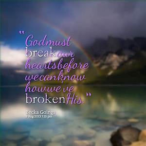 God Knows Our Hearts Quotes QuotesGram