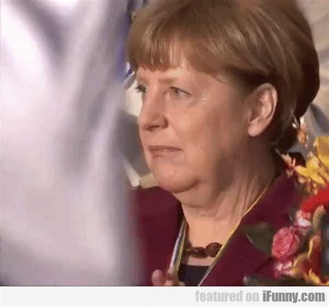 Angela Merkel Thinking Refugees Ifunny