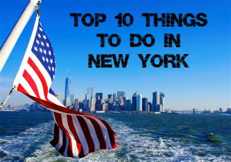 Top 10 Things To Do In New York  The Travel Hack Travel Blog