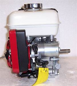 Honda Horizontal Engine 4 8 Net Hp 163cc Ohv 12v Es 3 Amp