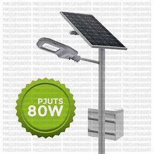 Pju Tenaga Surya Murah  Pju Solar Cell Murah  Pju Solar Cell