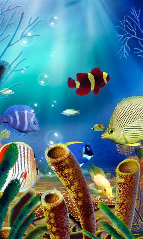 Animated Aquarium Wallpaper For Android - aquarium live wallpaper free free android live wallpaper