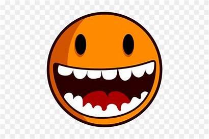 Clipart Clip Smiley Teeth Mac Happy Vector