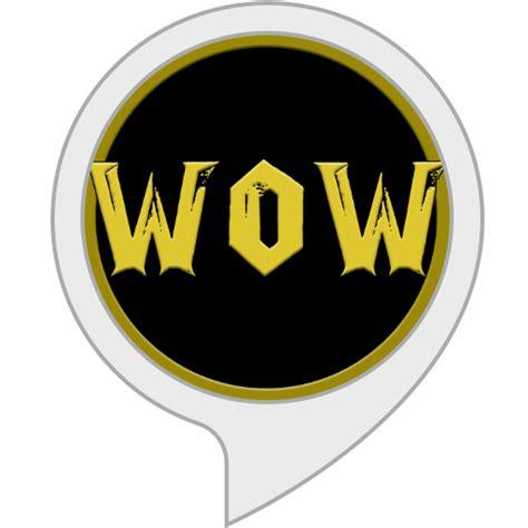 amazoncom wow lore trivia alexa skills