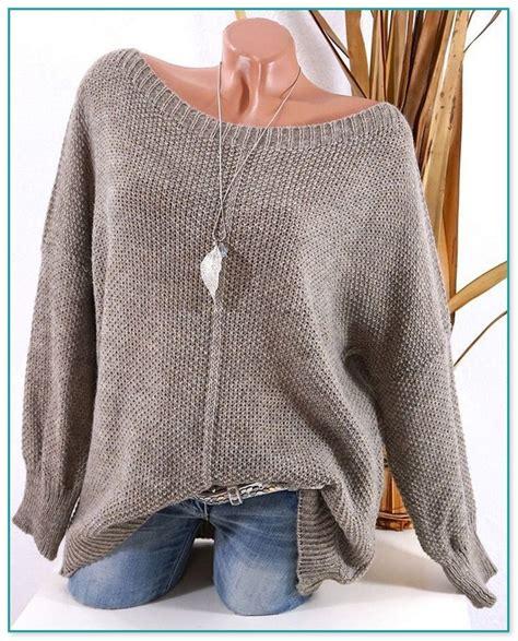 anspruchsvoll grobstrick pullover selber stricken