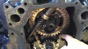 Cadillac 472 Timing Gear Marks
