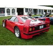1990 Ferrari F40 US Spec Gallery  SuperCarsnet