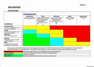 risk matrix template excel calendar monthly printable With risk assessment heat map template