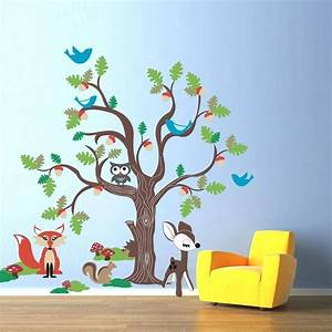 Best 20+ of Woodland Animal Wall Art