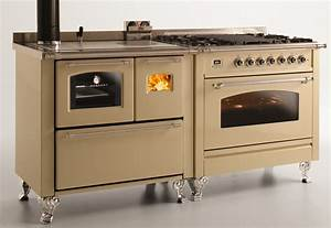 Stunning cucine a legna e gas combinate contemporary for Cucine combinate legna induzione