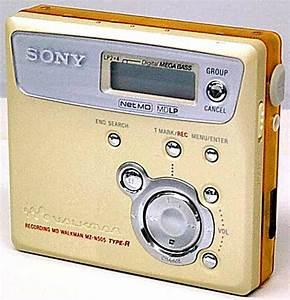 Sony -- Mz-n505
