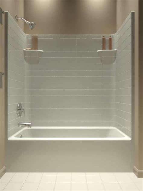 ideas   piece tub shower  pinterest