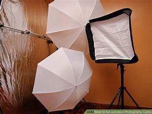 How To Set Up Indoor Photography Lights  7 Steps  With