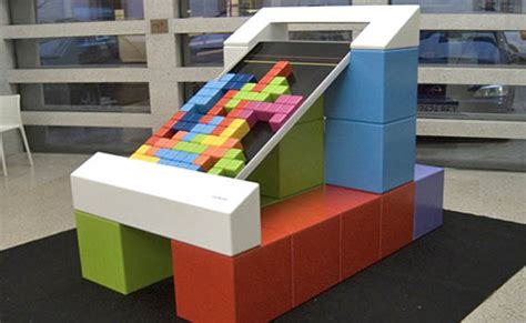 Real Life Tetris Gives You A Break From The Screen