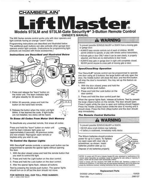 liftmaster garage door opener manual liftmaster remotes 973lm liftmaster remote