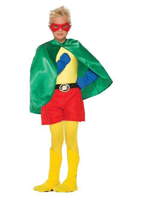 boys superhero capes superhero costumes