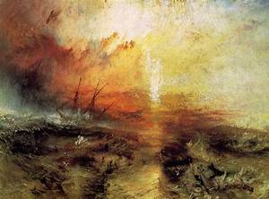 The Slave Ship - William Turner - WikiArt.org ...