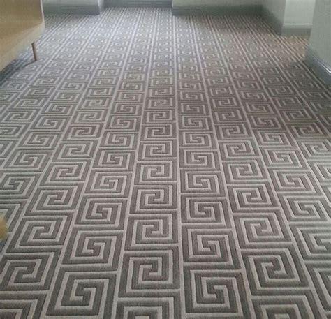 greek key carpet   stair carpet  ideas