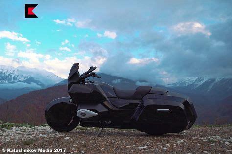 kalaschnikow ak  hersteller baut motorrad autobildde