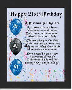card for 21st birthday for son - Google Search | facebook ...