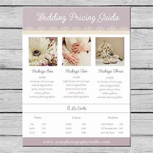 best 25 wedding photography pricing ideas on pinterest With wedding photography packages template