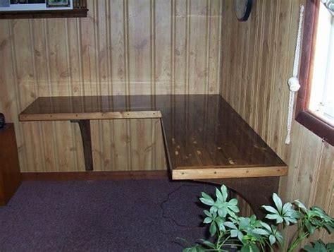 l shaped desk building plans diy floating desk l shape shaped desk question riuef