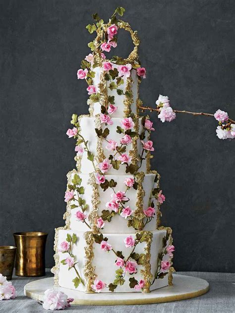 The 25 Prettiest Wedding Cakes Weve Ever Seen