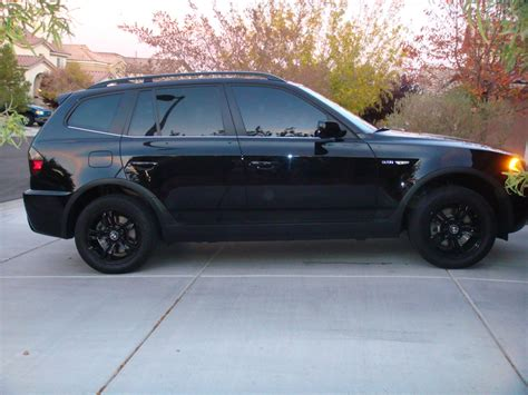 X3 Modification by Th1rd 2006 Bmw X3 Specs Photos Modification Info At