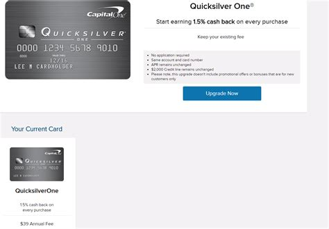 A higher credit limit may offer greater flexibility and convenience to meet your financial needs. Capital One check for upgrade link - myFICO® Forums - 4934733