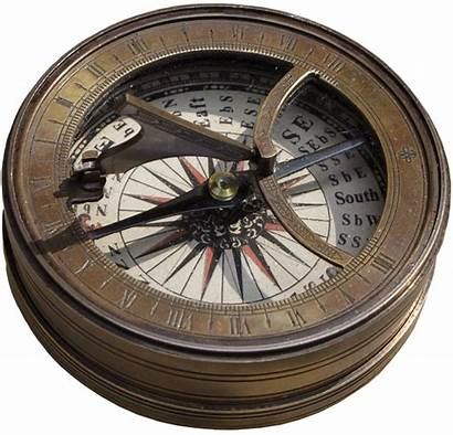 Compass Tattoo Steampunk Artifact Dry Pau Needle