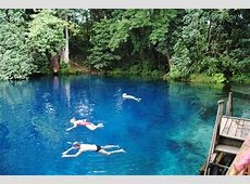 Best Natural Swimming Holes in the World