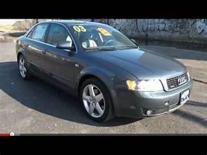 Audi A4 2003 : 2003 audi a4 3 0 quattro sedan road test review youtube ~ Medecine-chirurgie-esthetiques.com Avis de Voitures