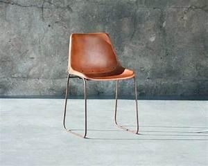 Chaise Vintage Cuir : chaise cuir chaise vintage cuir chaise salle manger chaise vintage chaise ann es 50 ~ Teatrodelosmanantiales.com Idées de Décoration