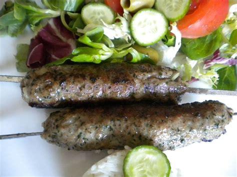 recettes de cuisine libanaise kafta ou kefta à la libanaise au cobb les délices de mimm