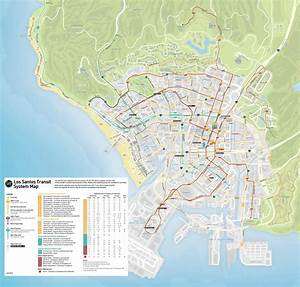 Bus Routes GTA 5 Wiki Guide IGN