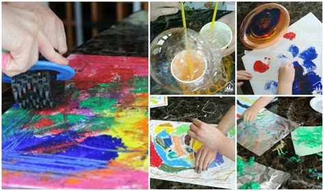 easy kids painting ideas crafty kids  home