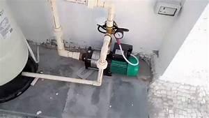 Pressure Pump Installation User Guide