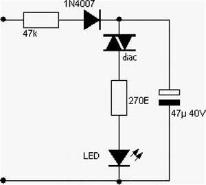 elektronik entegre ve pik pic 220 volt ve bir adet led With 230volt led circuit