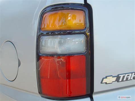 2005 Chevrolet Tahoe 4-door 1500 4wd Ls Tail Light