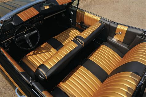 Car And Truck Upholstery by 1968 Chevrolet Impala Lethal Weapon