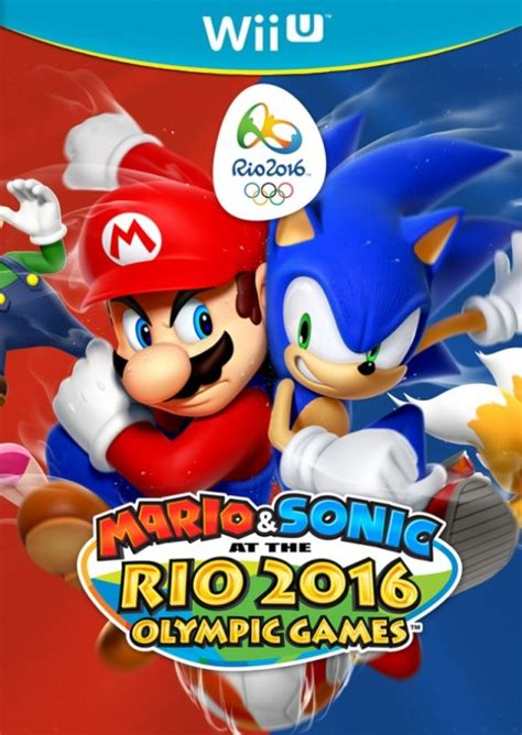 mario sonic   rio  olympic games review wii