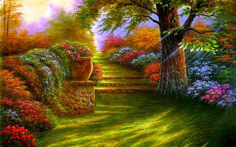 free garden image 1450 hdwpro